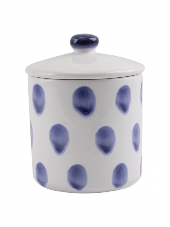 santorini dot small canister
