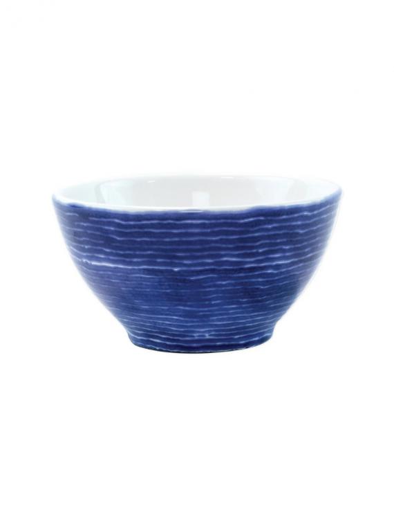 santorini stripe cereal bowl