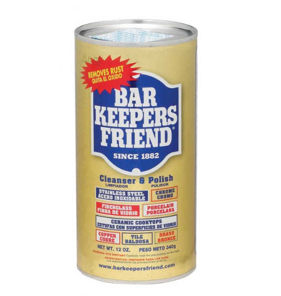 bar keepers friend powder