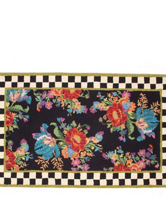 x flower market rug