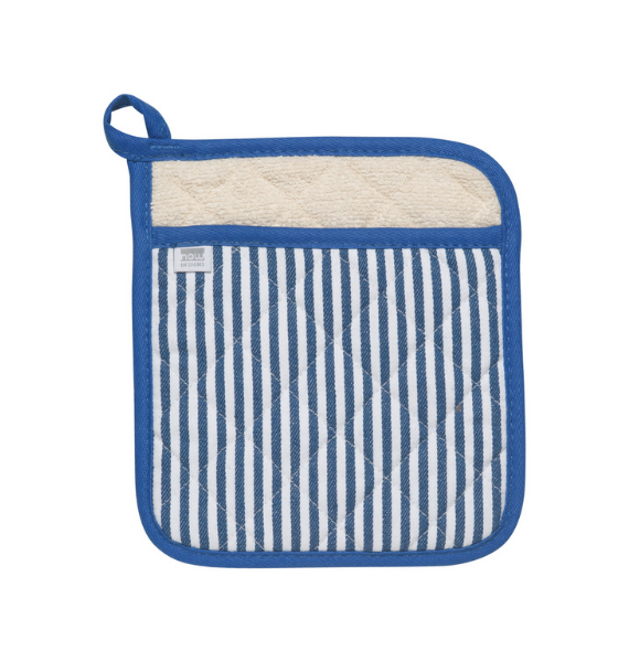 BLUE STRIPE POTHOLDER