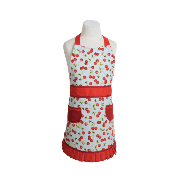 CHERRIES KIDS APRON