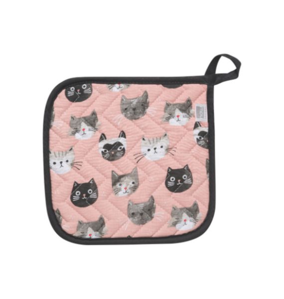 CATS MEOW POTHOLDER