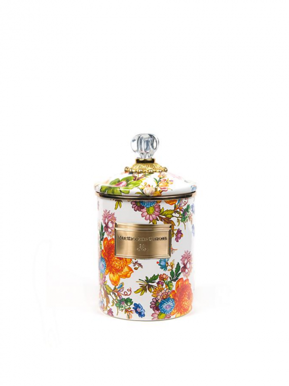 flower market medium canister