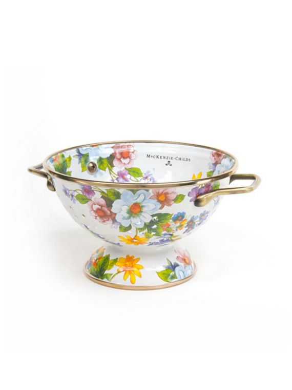 flower market small colander
