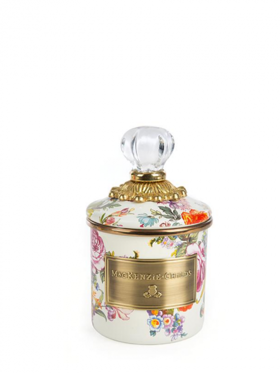 flower market mini canister