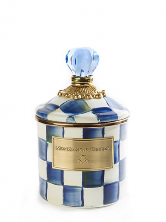 royal check demi canister