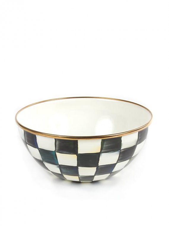 courtly check everyday bowl small