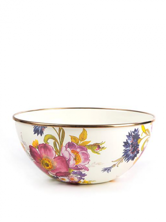 flower market everyday bowl small