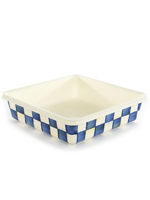 royal check baking pan inch