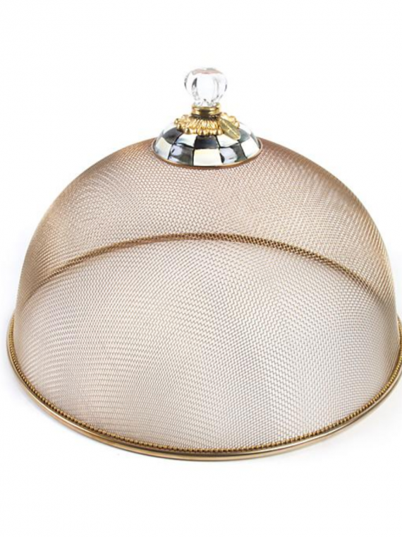 courtly check lareg mesh dome
