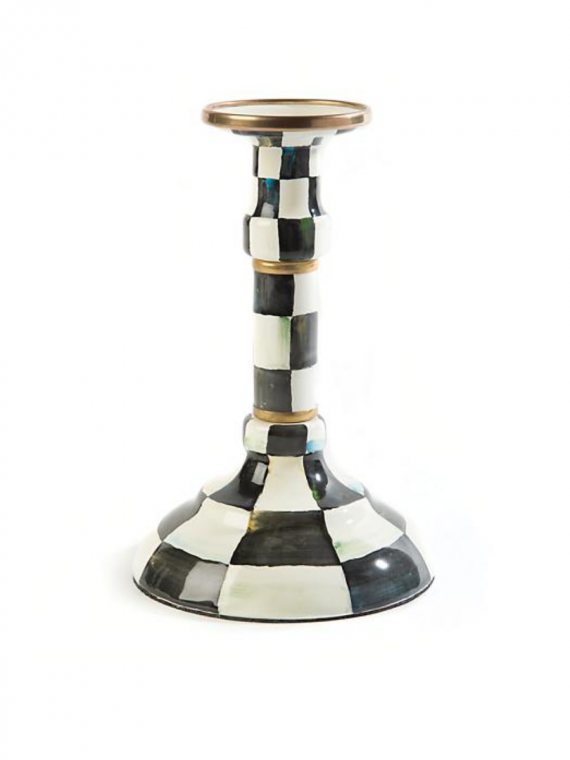 courtly check candlestick middling