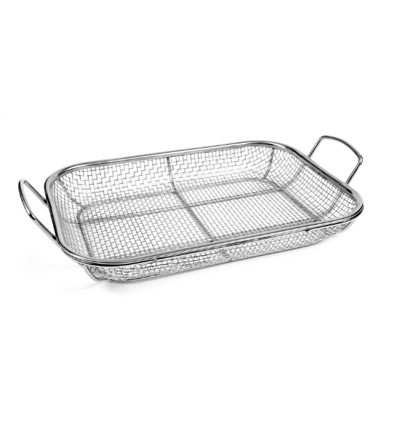 CC STAINLESS STEEL MESH ROASTER
