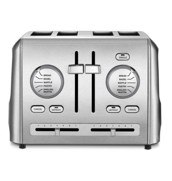 CPT P CUSTOM SELECT SLICE TOASTER