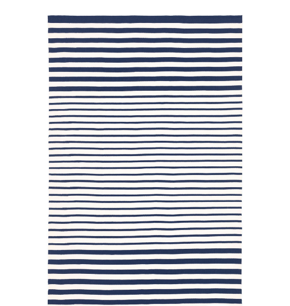 DA PORT STRIPE NAVY