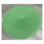 H MSMT BRAIDED PLACEMAT SHERBET MSMT