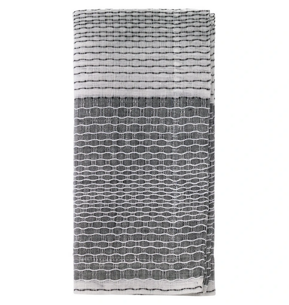HONEYCOMB GREY NAPKIN