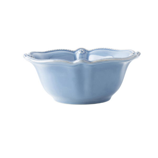 JA BERRY AND THREAD CHAMBRAY CEREAL BOWL