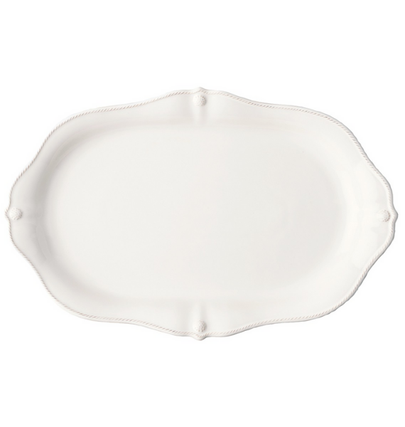 JAW WHITEWASH INCH PLATTER