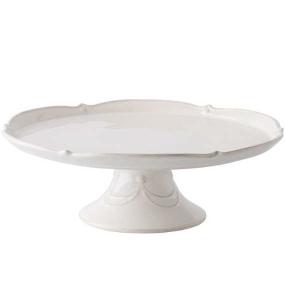 JAXW INCH CAKE STAND BERRY AND THREAD