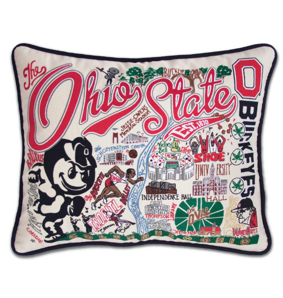 OSU PILLOW OHIO STATE PILLOW
