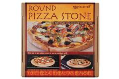 PC round cordierite pizza stone inch pw medium