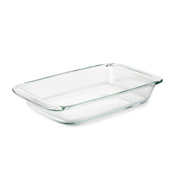 QT RECTANGULAR GLASS BAKING DISH