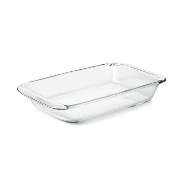 QT RECTANGULAR GLASS BAKING DISH