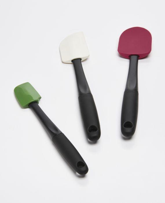 piece silicone spatula set
