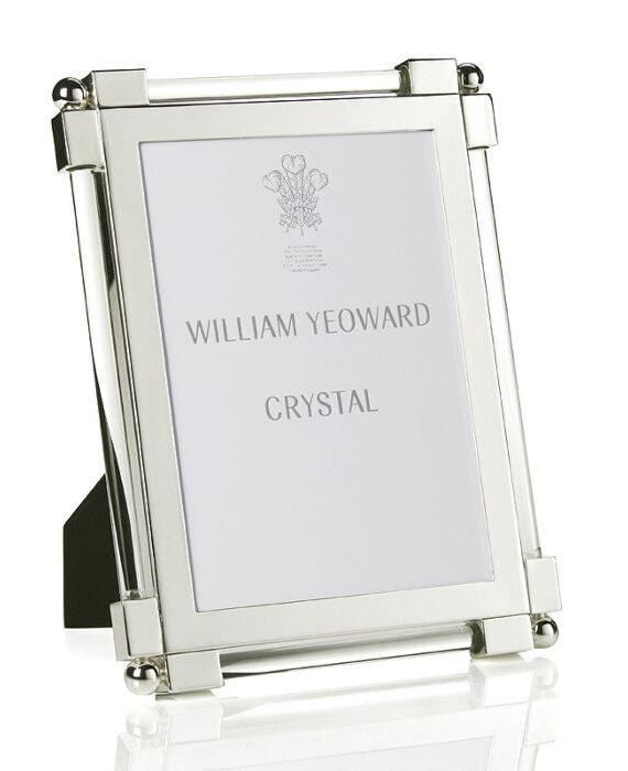 Classic Photo Frame Clear x