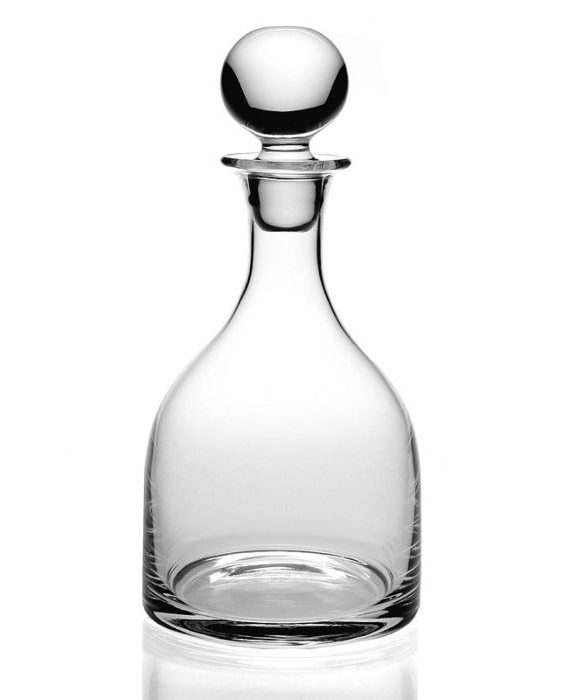 Country Bottle Decanter White BG High Res