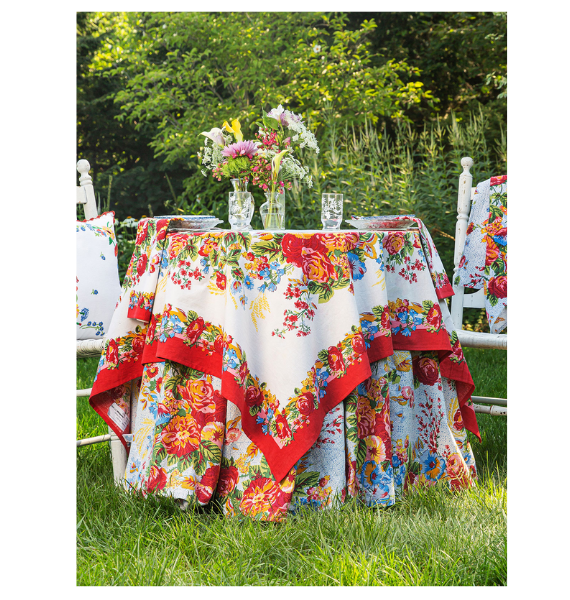 TPMARK MARION TABLECLOTH