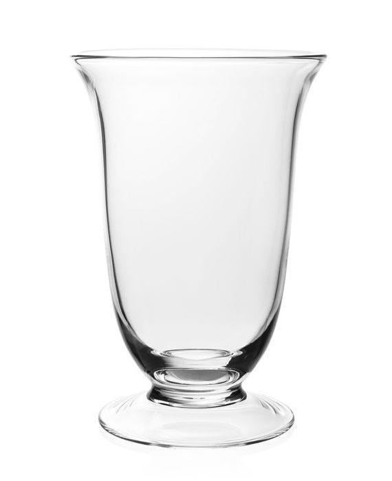 classic flower vase inch w