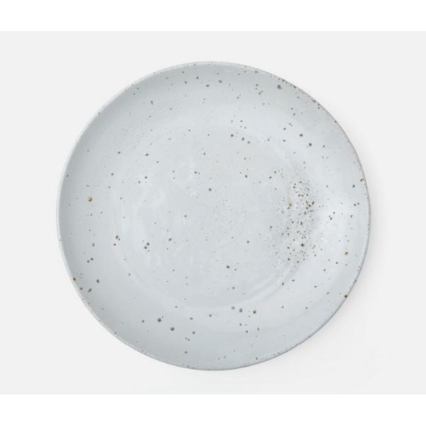 MARCUS WHITE SALT LARGE SERVING PLATTER
