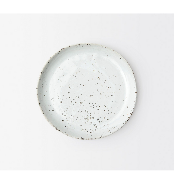 MARCUS WHITE SALT SALAD PLATE