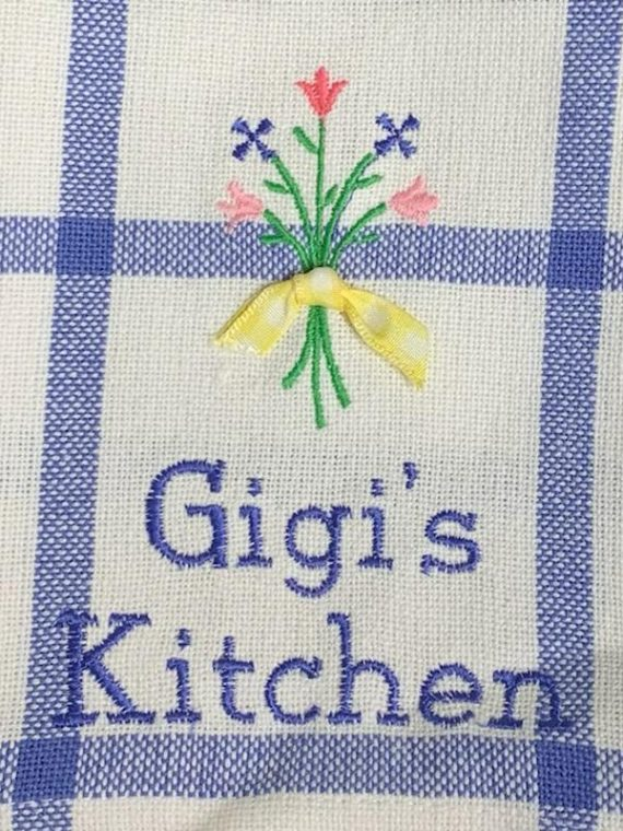 GIGI GIGIS KITCHEN TOWEL