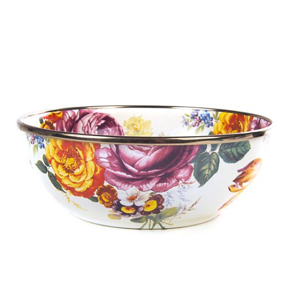 FLOWER MARKET EVERYDAY BOWL