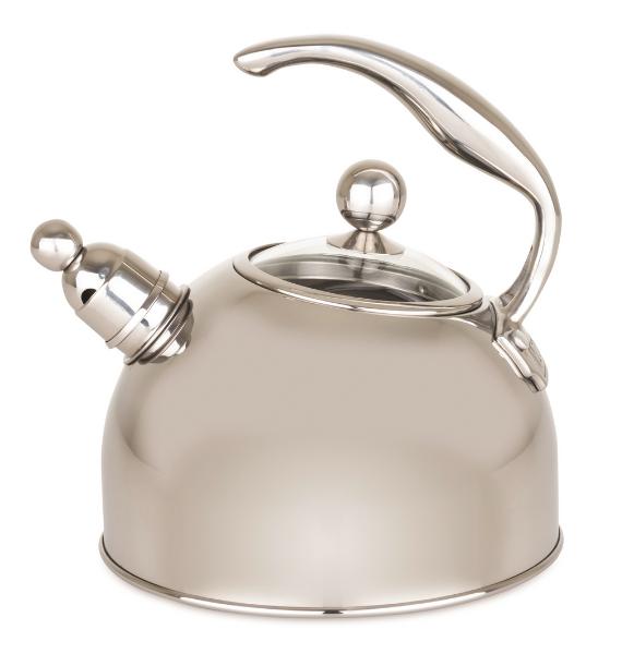 viking ss tea kettle