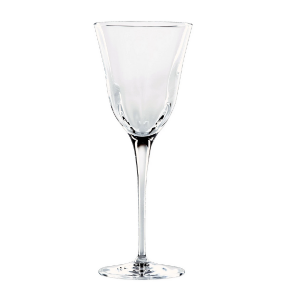 OPT CL CLEAR STEMMED WATER GLASS OPTIC